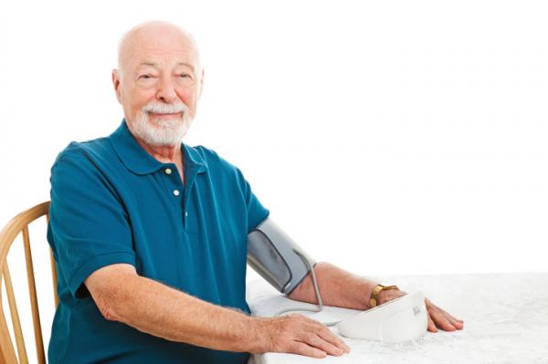 a magas vérnyomás és az idősek kezelésének jellemzői)