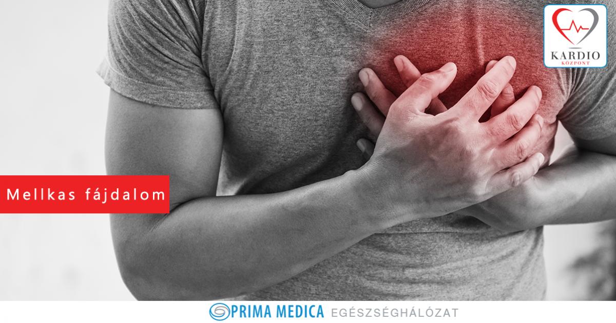 magas vérnyomás fájdalom a bal karban
