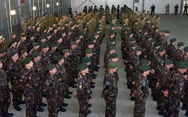 Egyre jobb a magyar katonák fizikai állapota | Magyar Nemzet