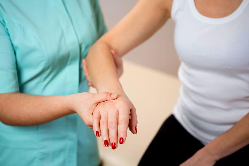 a bal kar fájdalma magas vérnyomás esetén)