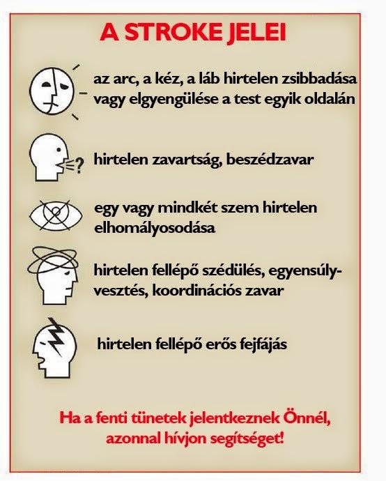A stroke 3 egyértelmű jele: ha megjelennek, azonnal mentőt kell hívni! - Egészség   Femina