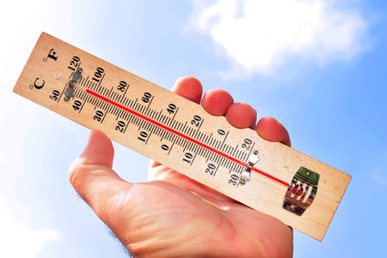 magas vérnyomás esetén meleg lesz