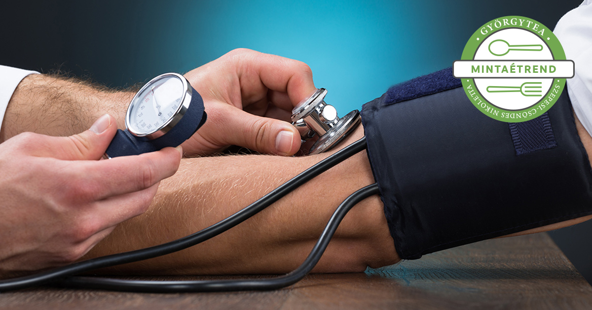 magas koleszterinszintű magas vérnyomás táplálkozása magas vérnyomás a munkahelyen