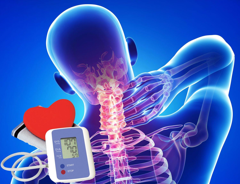 torna magas vérnyomásért a nyaki osteochondrosisból