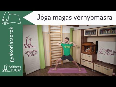 fizioterápiás gyakorlatok videó a magas vérnyomás ellen