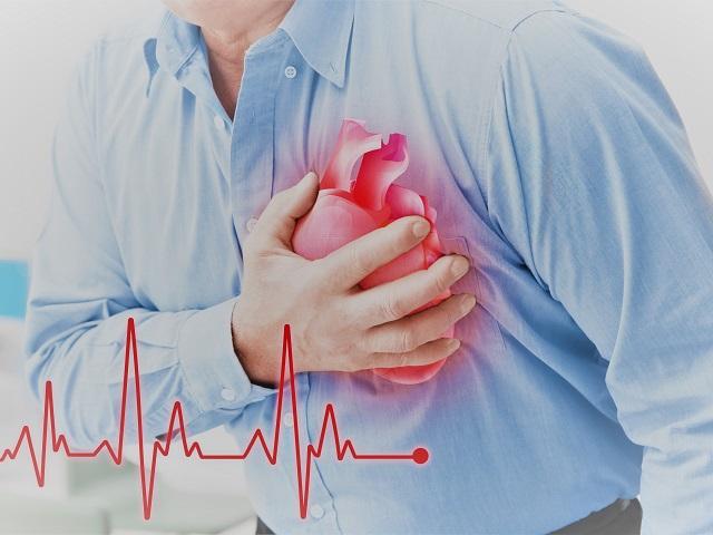 magas vérnyomás a szív fájdalmával)
