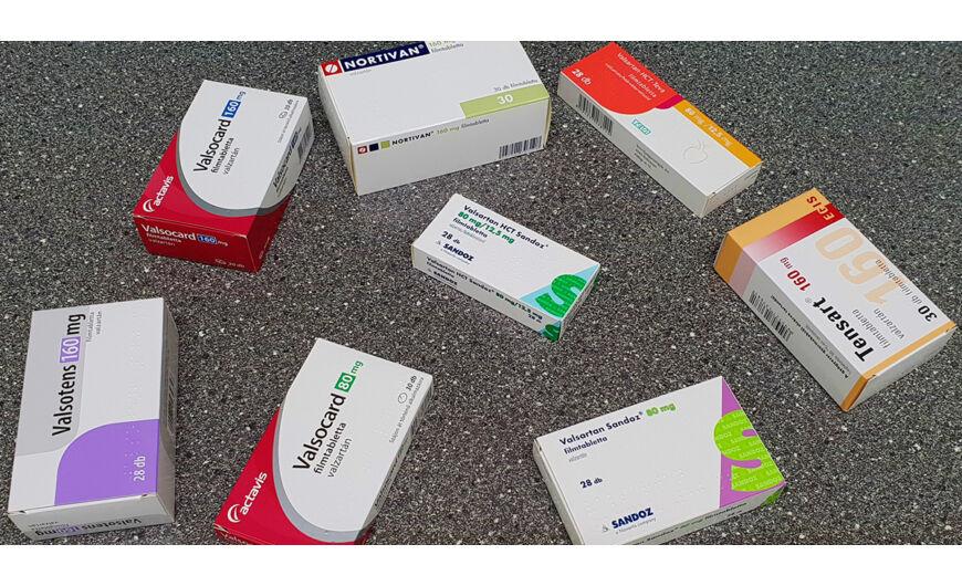 a magas vérnyomás elleni gyógyszerek listája magas vérnyomás veszélye