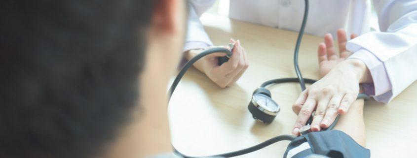 Így mozogjon magas vérnyomással