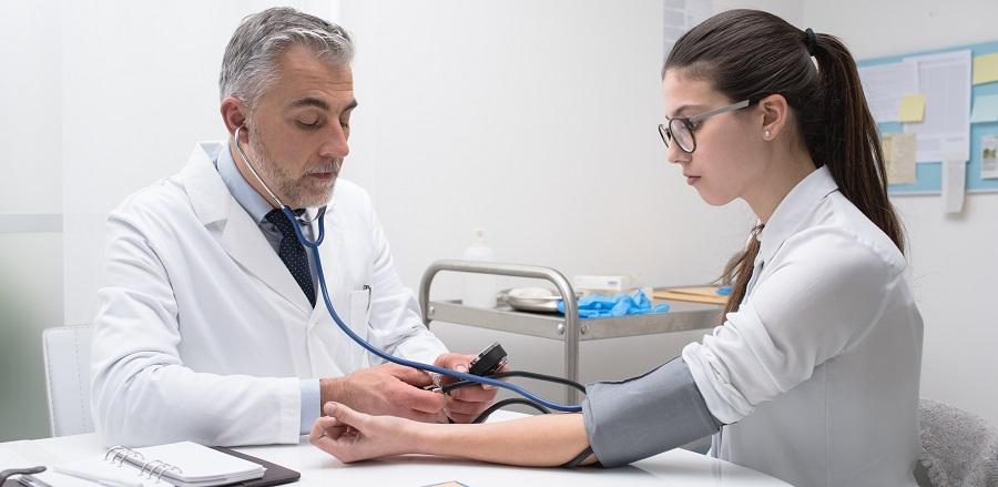 Vérnyomásproblémát jelezhet az is, ha csak az egyik érték magas
