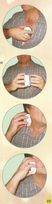 Pulzáló mágnes terápia