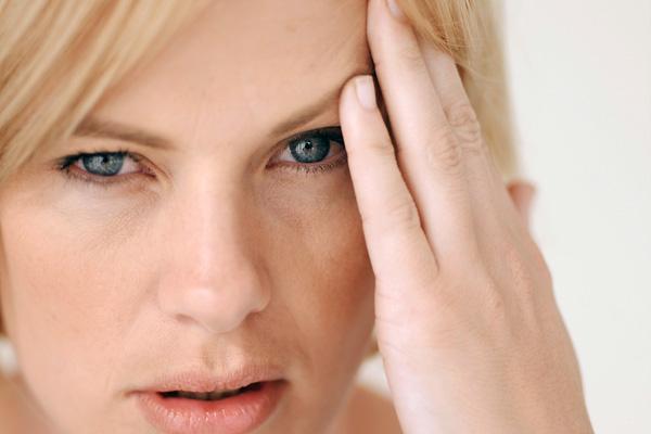 duzzanat az arcon magas vérnyomás esetén