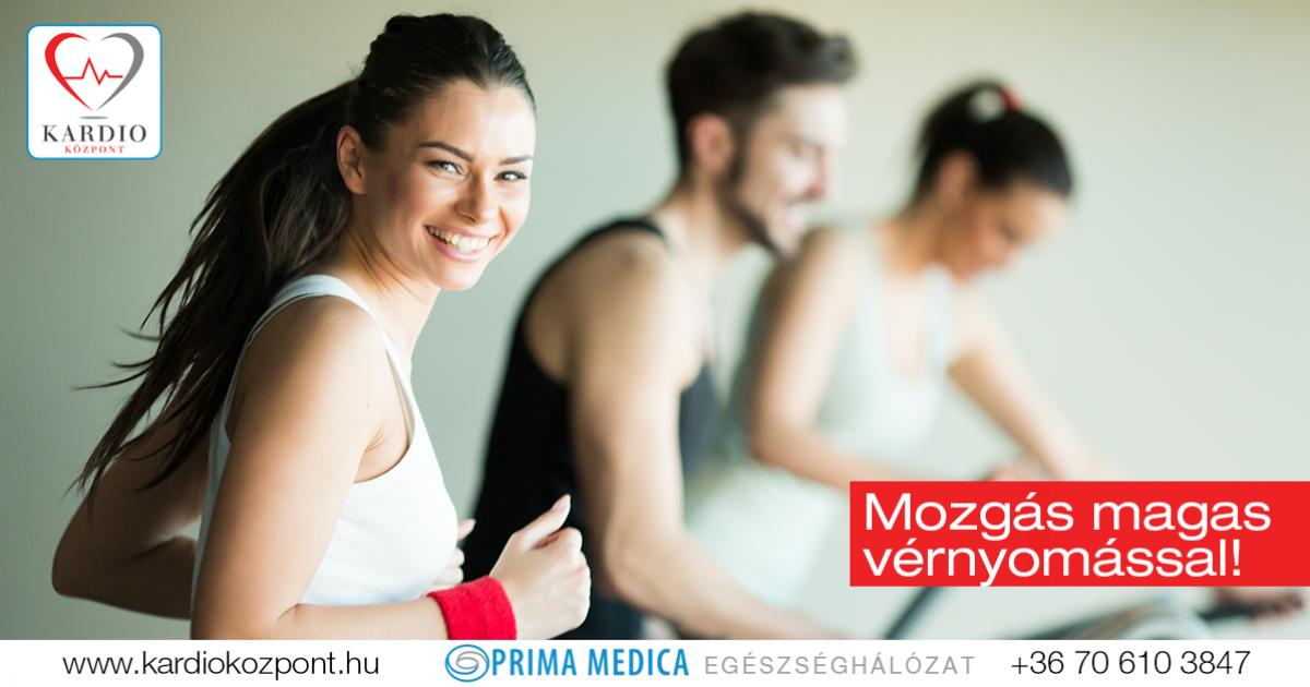 testmozgás ischaemiás szívbetegség és magas vérnyomás esetén)