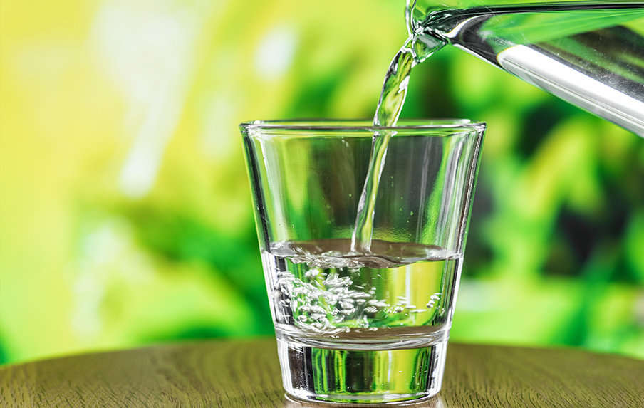 magas vérnyomás sok víz