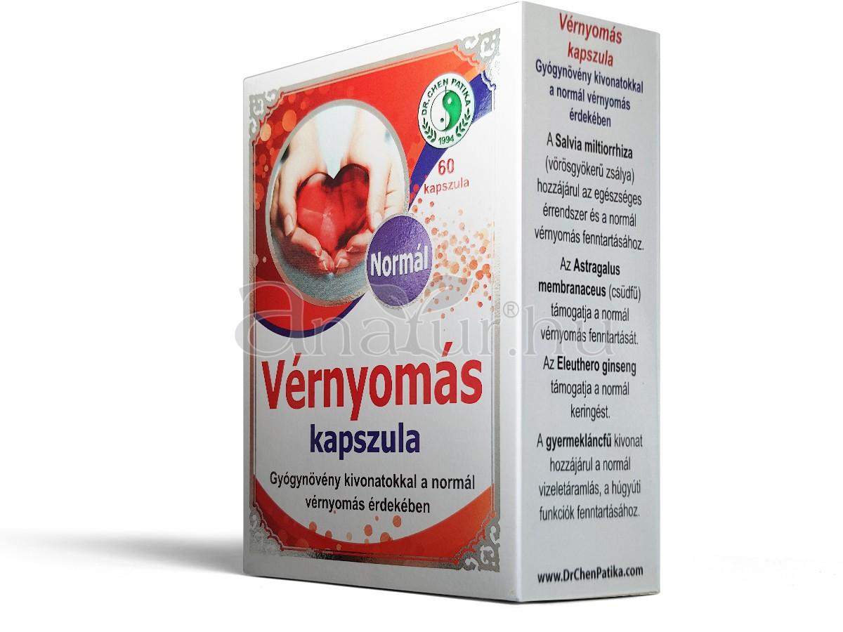 Eleutherococcus magas vérnyomásban)