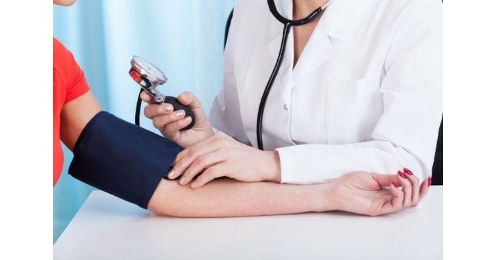 járás magas vérnyomás technikával