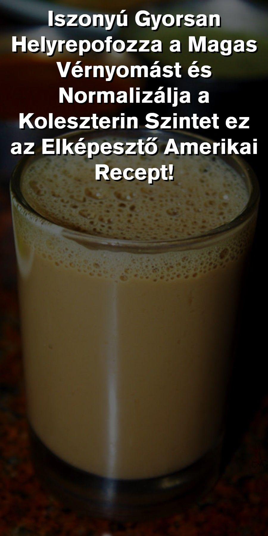hatékony népi receptek a magas vérnyomás ellen)