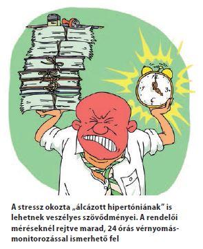 Magas vérnyomás okai