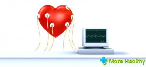 magas vérnyomás a szív ultrahangján