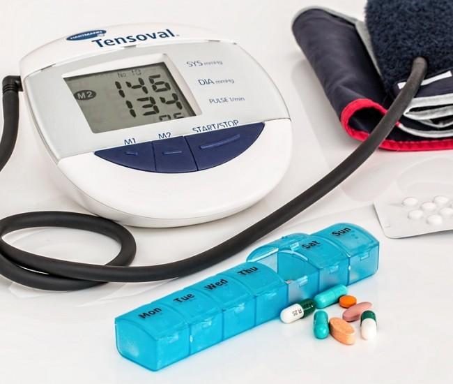 magas vérnyomás külső jelei