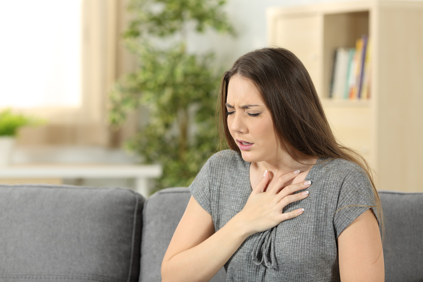 magas vérnyomás tachycardiával