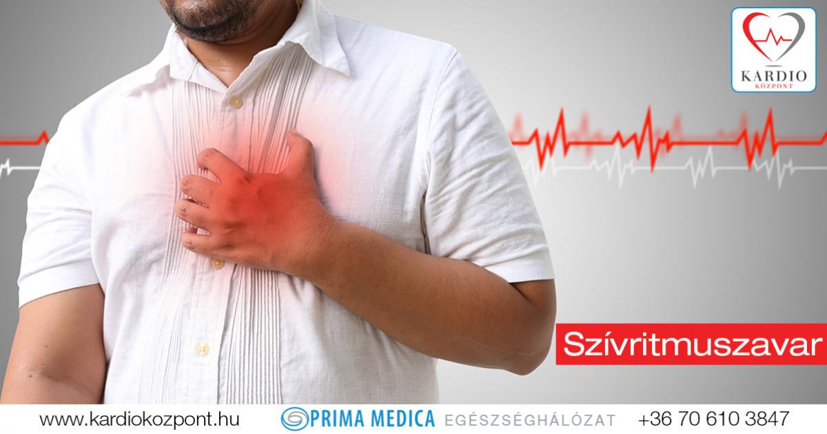 magas vérnyomás tünetei tachycardia)