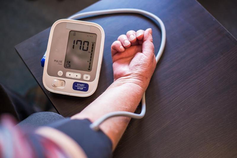 hogyan felejtsük el a magas vérnyomást