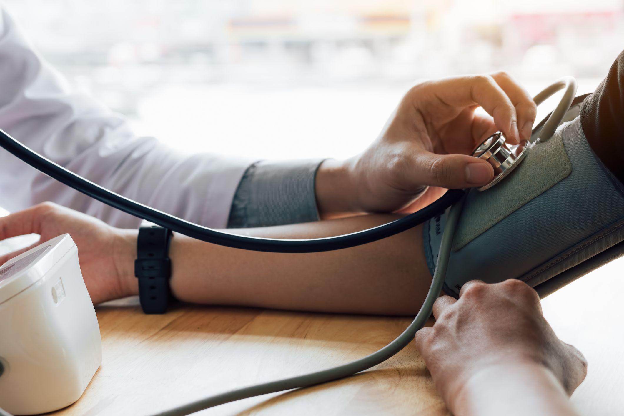 a tudósok azt találták, hogy a magas vérnyomás