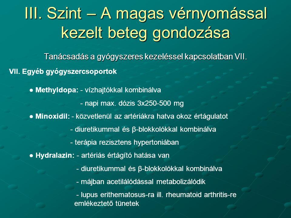 diuretikumok a magas vérnyomásért fórum fenyőfa magas vérnyomás kezelése
