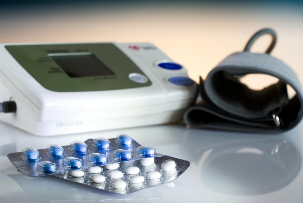első fokú magas vérnyomás elleni gyógyszerek)