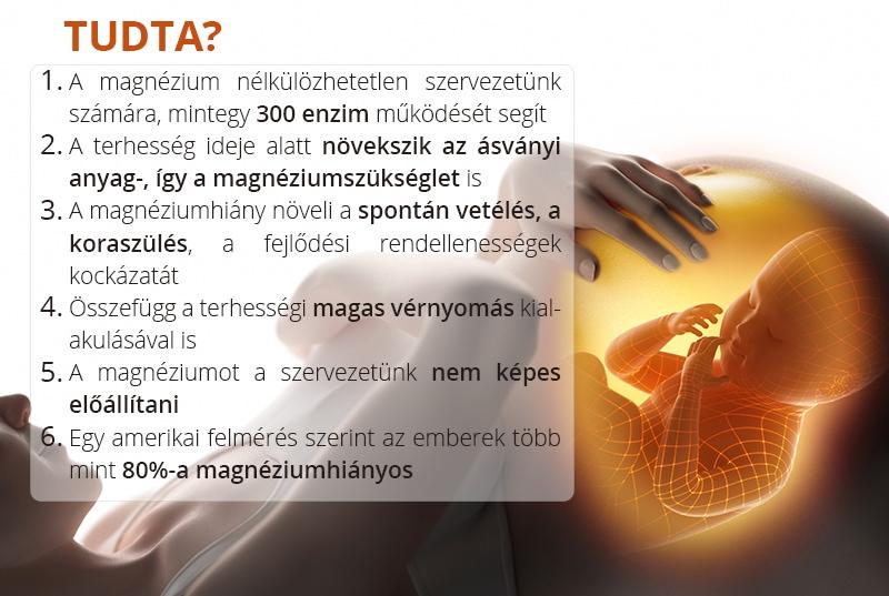 magas vérnyomás magnézium-szulfát
