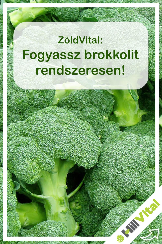 brokkoli magas vérnyomás ellen