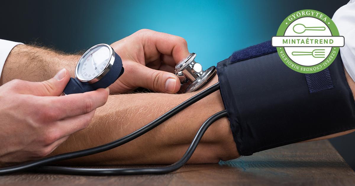 só bevitele magas vérnyomás esetén)