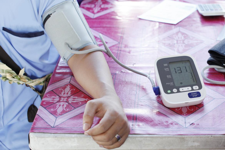 Megbirkóztam a magas vérnyomással)