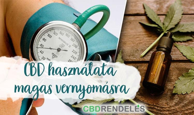 magas vérnyomás és használat