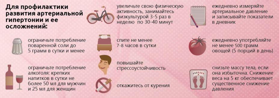 hipertónia nyomásmutatói)