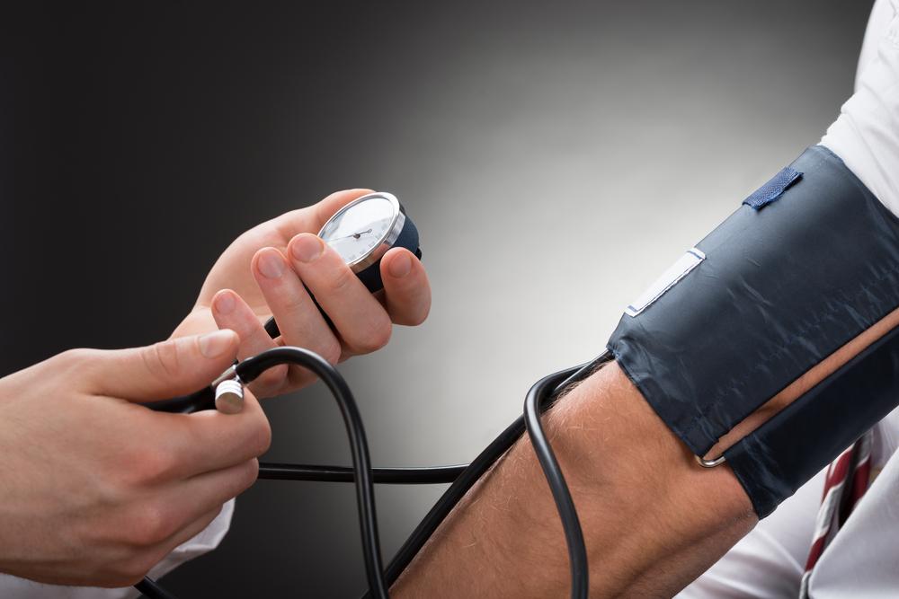 hogyan kezeled a magas vérnyomást