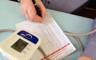 önkontroll napló a magas vérnyomásért