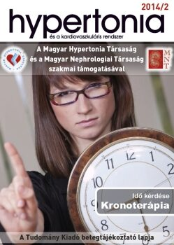 a magas vérnyomásból származó kanephron