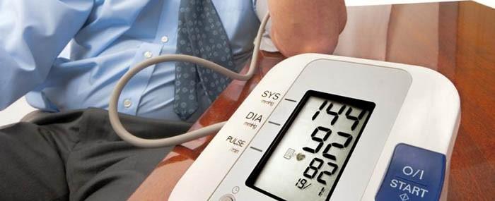 az első második és a harmadik szakasz magas vérnyomása