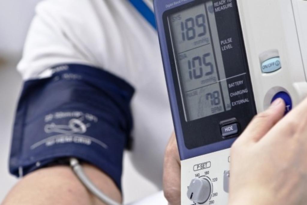 magas vérnyomás az idegrendszer károsodásával