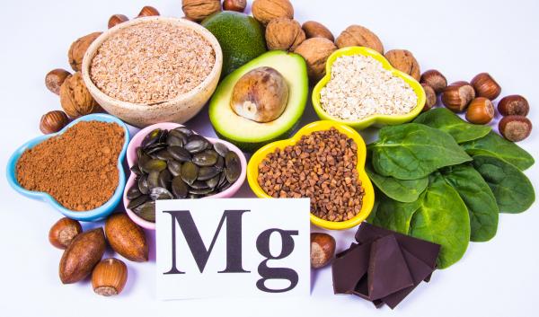 magnézium diéta magas vérnyomás esetén