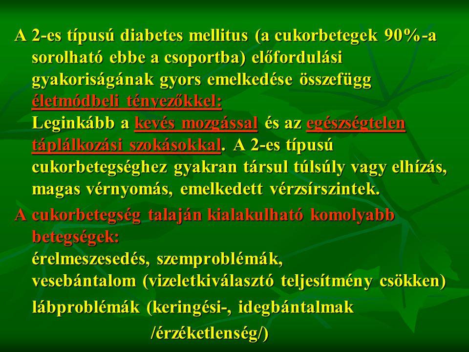 cukorbetegség és táplálkozási hipertónia gyógyszeres kezelés nélkül segít a magas vérnyomásban
