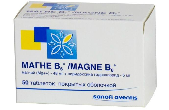MAGNEROT tabletta