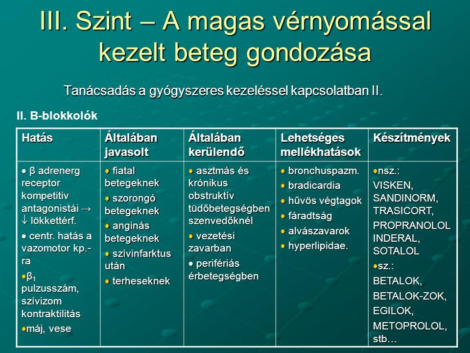 hipertónia laktációs kezelés)