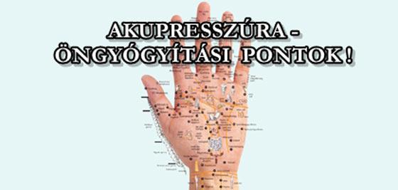 akupresszúrás pontok magas vérnyomás esetén)