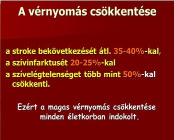 mit kell venni a magas vérnyomás válságaival)