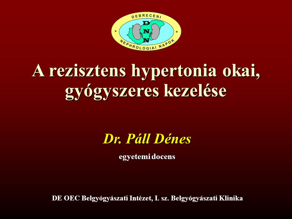 Esetbemutatás: a rezisztens hypertonia hátterében meghúzódó gyakori ok – 2-es típusú diabetes