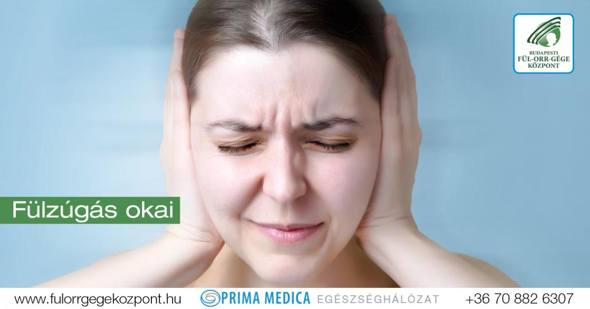 fülcsengés és magas vérnyomás)