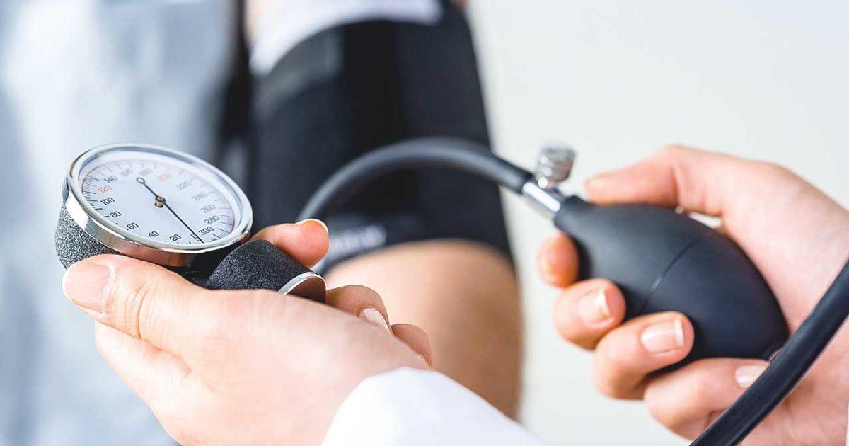 a 2 fokozatú magas vérnyomás veszélyes