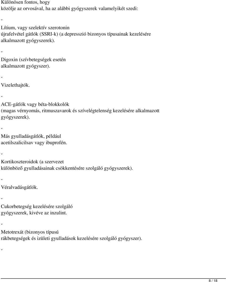 béta-blokkolók alkalmazása magas vérnyomás esetén)